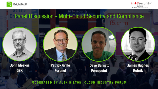 Livestream Video - Multi-Cloud Security and Compliance