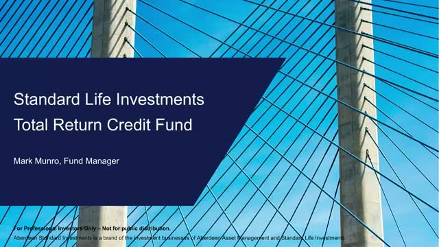 Total Return Credit Q2 update with Mark Munro