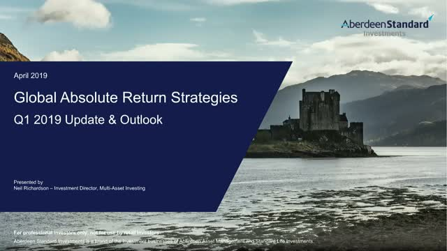 Global Absolute Return Strategies (GARS) Q1 update with Neil Richardson