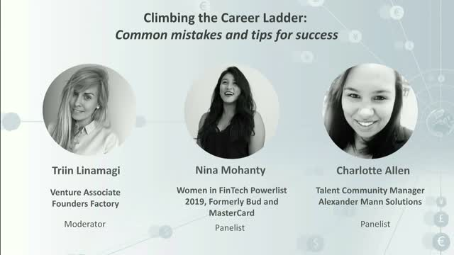 Climbing the Career Ladder: Common mistakes and tips for success