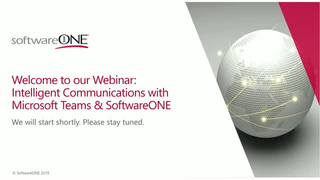 Intelligent Communication and Collaboration with Microsoft Teams and SoftwareONE