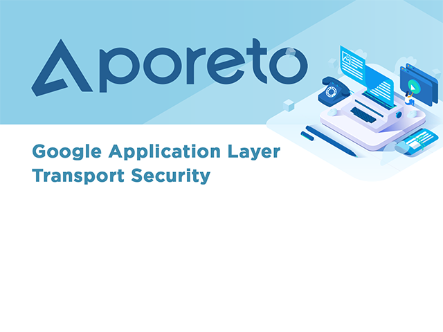 Google Application Layer Transport Security