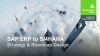 SAP ERP to S/4HANA Strategy & Roadmap Design