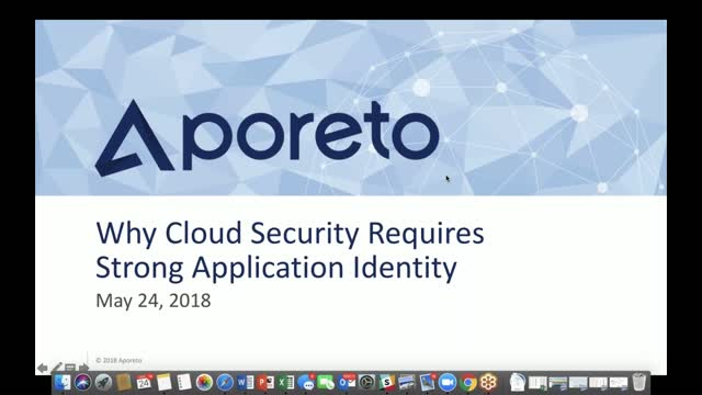 Why Cloud Security Requires a Strong Application Identity