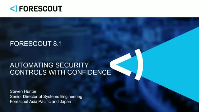 Automating Security Controls with Confidence