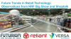Future Trends in Retail Technology: Observations from NRF Big Show and Shoptalk