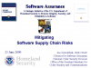 Mitigating Software Supply Chain Risk