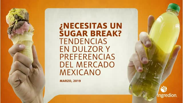 ¿Necesitas un Sugar Break?