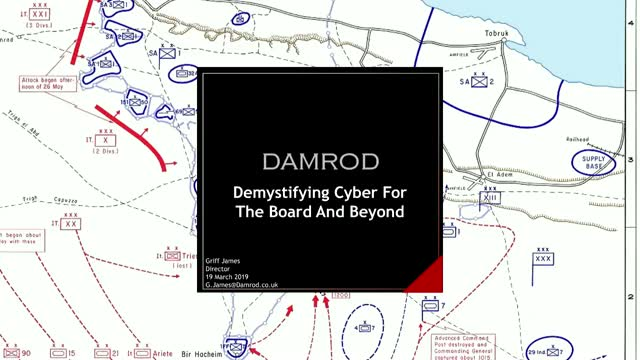 Demystifying Cyber for the Board and Beyond