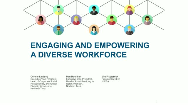Engaging and Empowering a Diverse Workforce