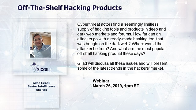 Off-The-Shelf Hacking Products