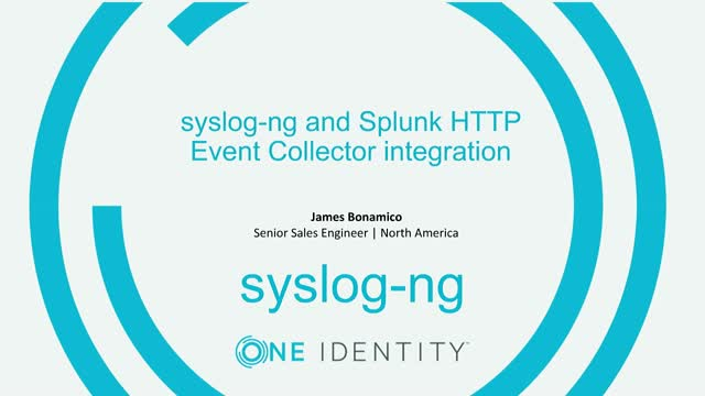Got a Hungry Splunk? Feed it Smartly with syslog-ng