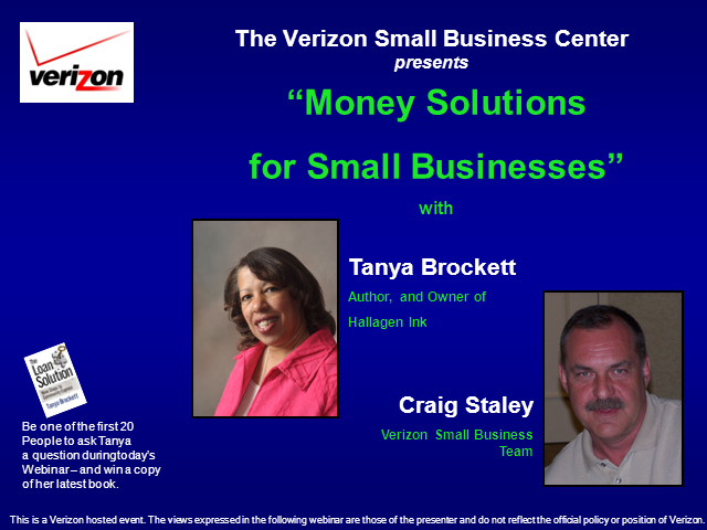 Money Solutions for Your Small Business