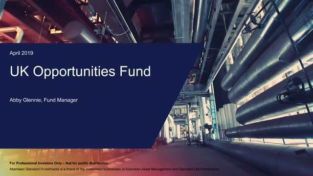 UK Opportunities Fund with Abby Glennie