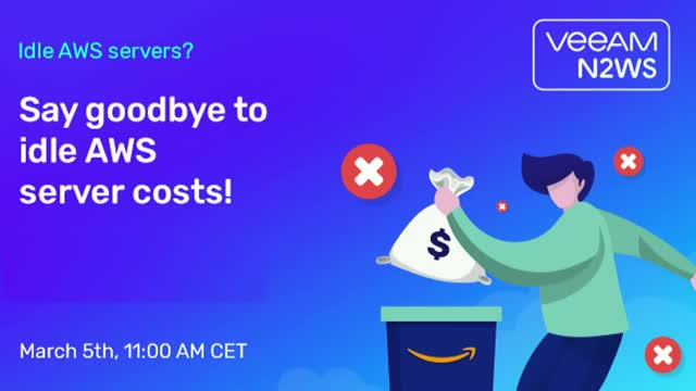 FREE TRAINING: Lower Your AWS Bill in 30 Days with 30 Minutes of Work (EMEA)