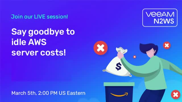 FREE TRAINING: Lower Your AWS Bill in 30 Days with 30 Minutes of Work (NA)