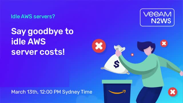 FREE TRAINING: Lower Your AWS Bill in 30 Days with 30 Minutes of Work (APAC)