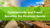 Cybersecurity and Fraud: Securing the Financial Sector
