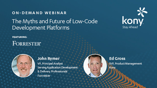 The Myths and Future of Low-Code Development Platforms