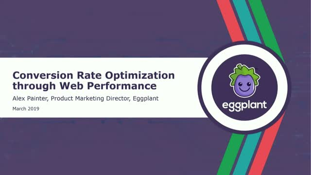 Conversion Rate Optimization through Web Performance
