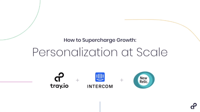Learn How to Supercharge Growth in 2019: Personalization at Scale