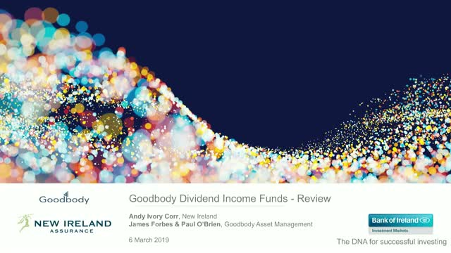 Goodbody Dividend Income Funds - Review