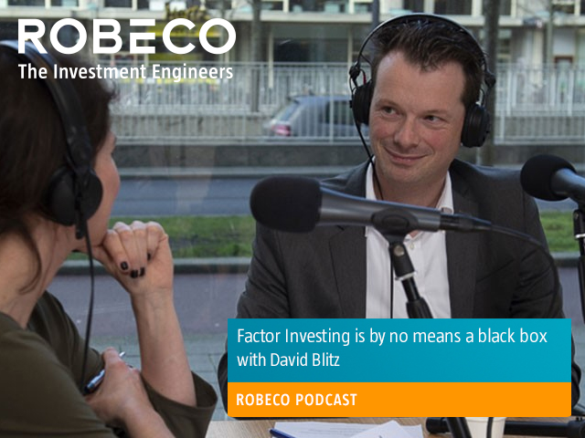 Factor investing is by no means a black box