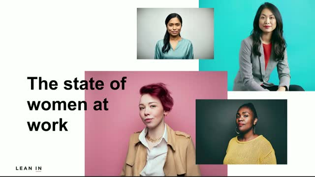 The State of Women at Work