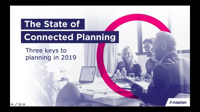Three keys to business planning success in 2019