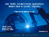 Asia Pacific Contact Center Applications Market Back to Growth Trajectory