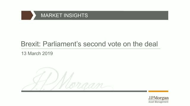 Brexit: Parliament's second vote on the deal