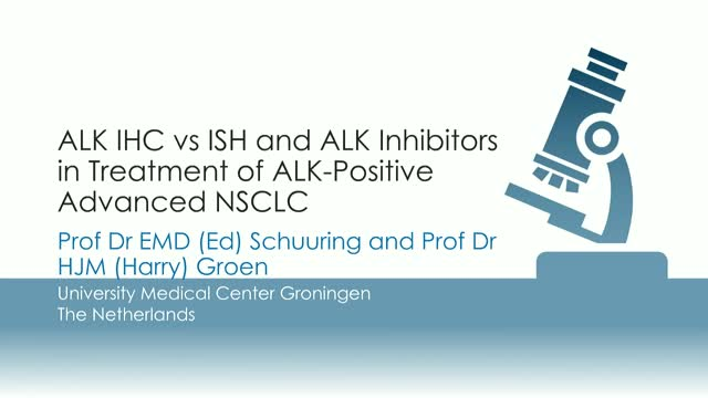 Battle of the ALKs: ALK IHC vs. ISH in treatment of ALK-positive advanced NSCLC