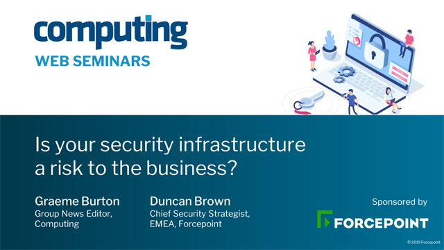 Is your security infrastructure a risk to the business?
