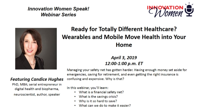 Ready for Totally Different Healthcare? Wearables and Mobile Move In