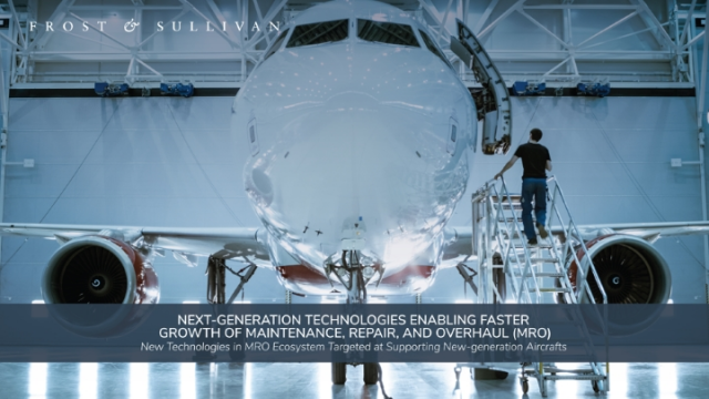 Next-generation Technologies Enabling Faster Growth of MRO