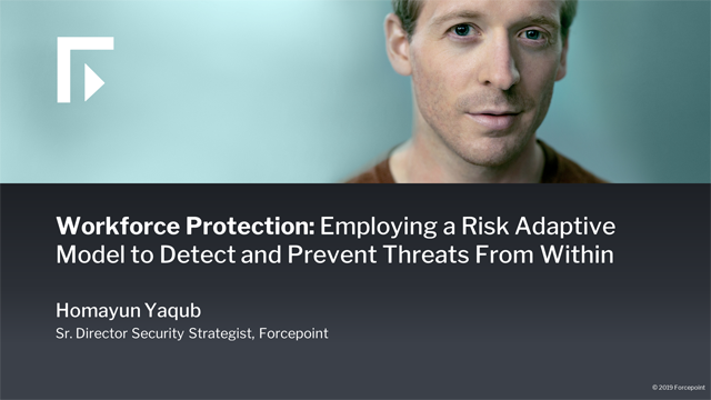 Employing a Risk Adaptive Model to Detect and Prevent Threats From Within