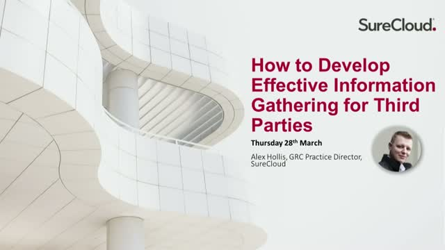 How to Develop Effective Information Gathering for Third Parties