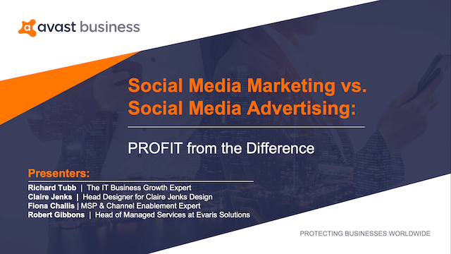 Social Media Marketing vs. Advertising… How Can You Profit from the Difference?