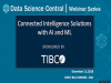 Connected Intelligence for AI and ML - Smart Energy
