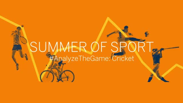 Analyze the Game: Cricket