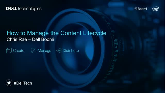 How to Manage the Digital Content Lifecycle