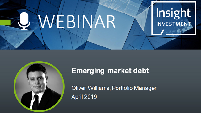 Emerging Market Review and Outlook | April 2019