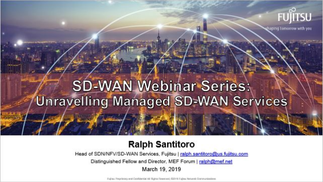 Unravelling Managed SD-WAN Services