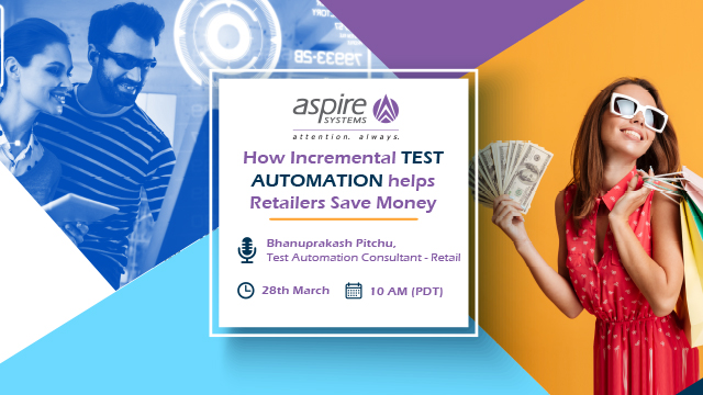 Optimize Cost of Quality for Retail Solutions using Incremental Test Automation