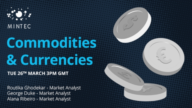 Exploring the impact of currency movements on commodity prices.