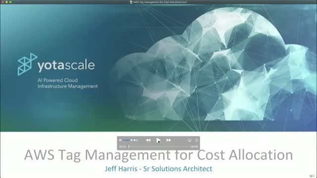 AWS Tag Management for Cost Allocation