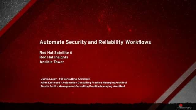 Automate proactive security and reliability workflows