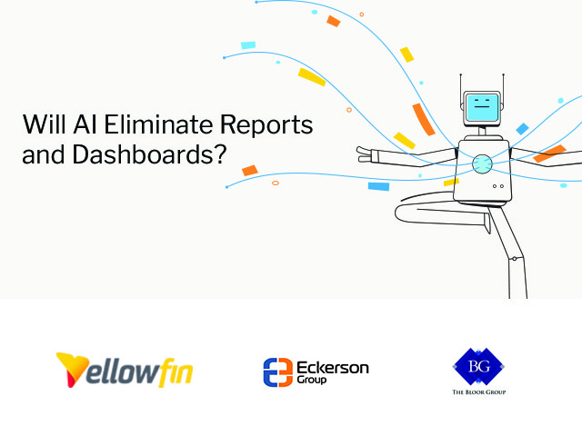 Will AI Eliminate Reports and Dashboards?