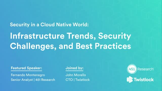 Cloud Native: Infrastructure Trends, Security Challenges, and Best Practices