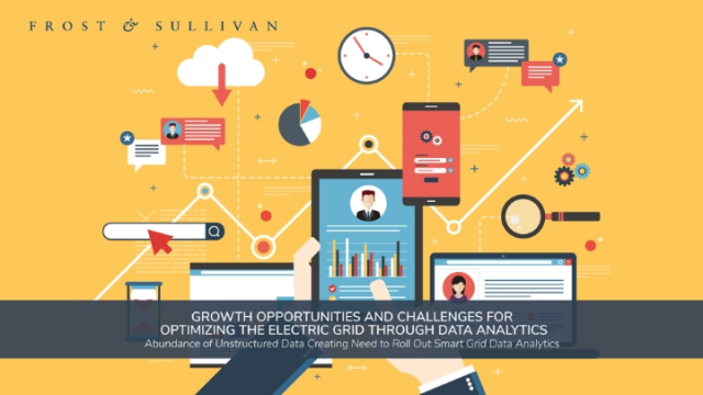 Growth Opportunities for Optimizing the Electric Grid through Data Analytics
